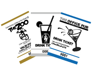 Drink Tickets