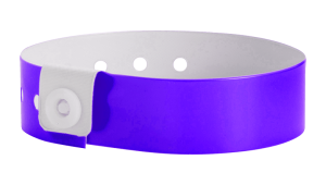 thin vinyl wristbands