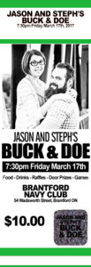 Green Buck and Doe Tickets
