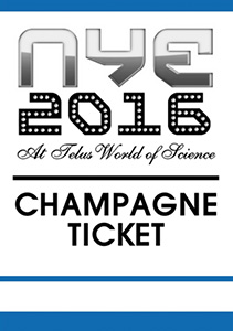 champagne tickets