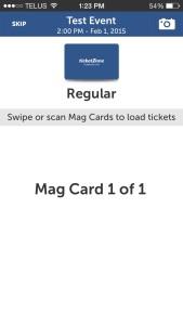 Mag Card